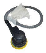 "California Air Pro 1005 Composite Orbital air sander with 5"" Pad"