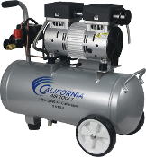 California Air Tools 5510A Ultra Quiet & Oil-Free Compressor