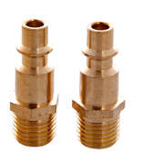 "Quick Connect Male 1/4"" Hose Connector (2 pk)"