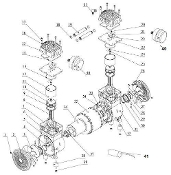 CAT-MP200 - Valve Plate Kit