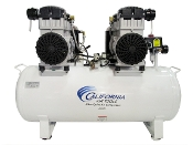 California Air Tools 20040DC Ultra Quiet & Oil-Free Compressor