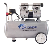 California Air Tools 8010 Ultra Quiet & Oil-Free Air Compressor