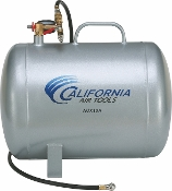 California Air Tools AUX10A  Aluminum 10 Gallon Air Tank