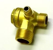 Check Valve - 1.0 Hp Models
