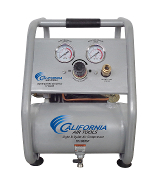 California Air Tools 1P1060SP Light & Quiet Air Compressor