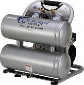 California Air Tools 4610AC Ultra Quiet & Oil-Free Compressor