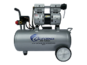 California Air Tools 8010A Ultra Quiet & Oil-Free Air Compressor